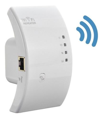 Imagem 1 de 5 de Repetidor/expansor Wifi Wireless 300mbps C/botão Wps 2019