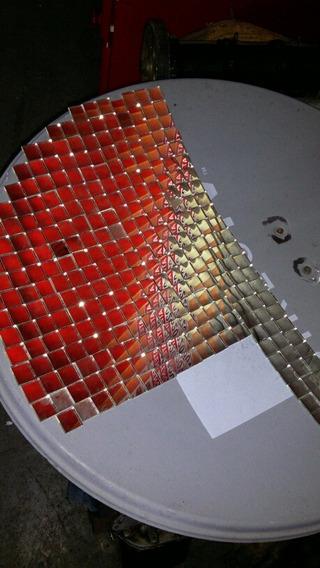 Antena C/ Espelhos-transforma Luzsol/calor Feira Ciencia