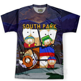 Camiseta Masculina South Park Md02