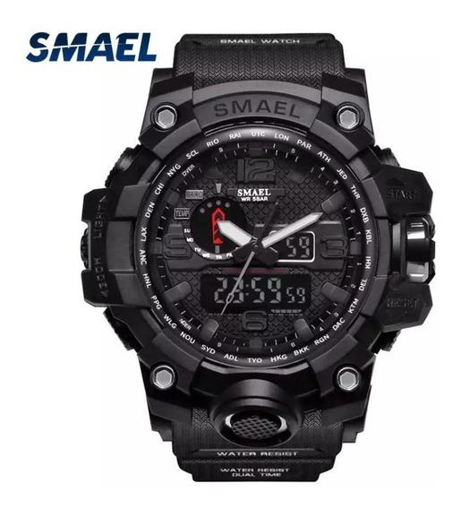 Relógio Masculino Shock Esportivo Digital Smael 1545