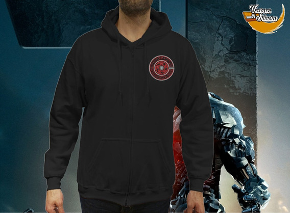 Sudadera Cyborg Liga De La Justicia
