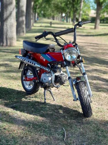 Honda Dax Ct 70 Japonesa
