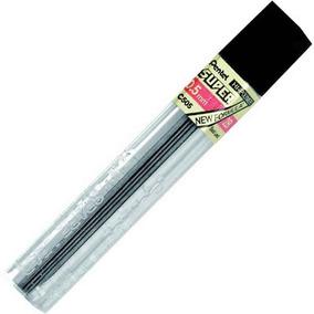 Grafite 0.5mm 2b Pentel 12 Estojos Com 12 Minas C505-2bpb