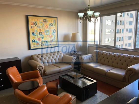 Apartamento À Venda Na Vila Clementino - 19335-b - 34253519