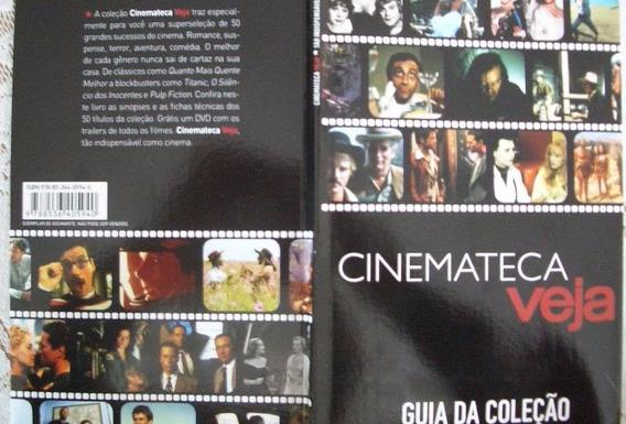 Cinemateca Veja Completa [50 Dvds/livros]