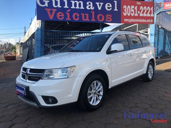 Dodge Journey 3.6 V6 Sxt 4p Automático