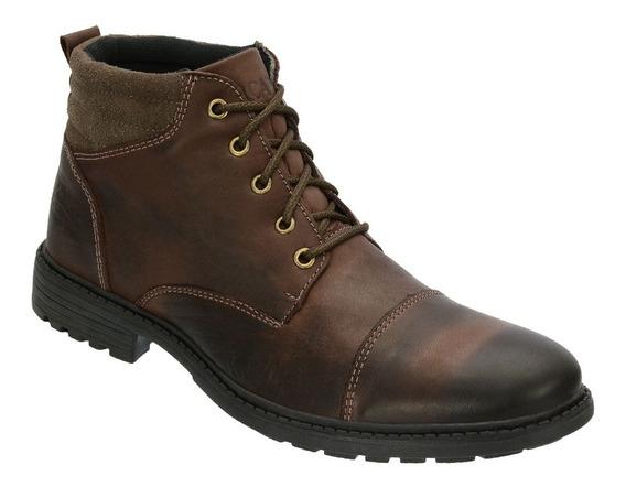 Bota Coturno Casual Sapato Lançamento Mr Carter Ref:mr0040