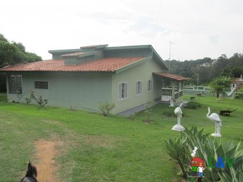 Imagem 1 de 15 de Chácara Para Venda Próximo Ao Centro Da Cidade De Louveira - 1407