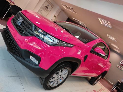 Fiat Strada Freedom 2021, Tomo Usado Y Entrega Directas *j