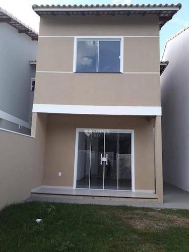 Imagem 1 de 12 de Casa Com 2 Quartos, 80 M² Por R$ 230.000 - Ubatiba - Maricá/rj - Ca15169