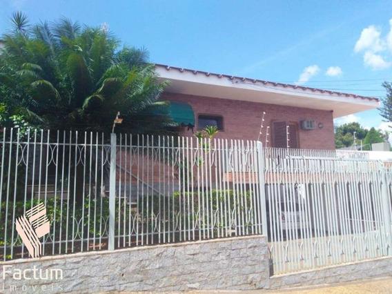Casa Residencial Para Locação Jardim Colina, Americana - Ca00242 - 34484290