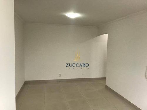 Apartamento Com 2 Dormitórios À Venda, 58 M² Por R$ 305.000,00 - Jardim Nova Taboão - Guarulhos/sp - Ap14873