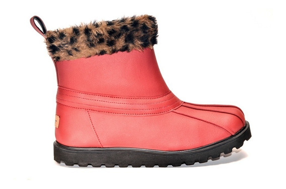 Bota Sur Rojo - Chimmy Churry