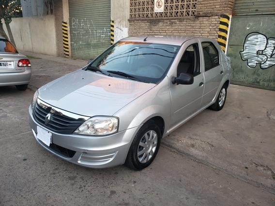 Renault Logan Gnc 5ta U/m Financio