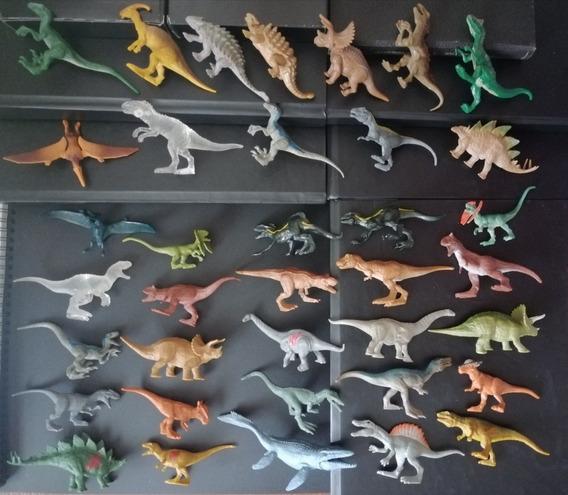 Jurassic World Mattel Mini Dinosaurios Lote
