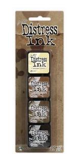Tim Holtz Distress Ink Pad Mini Kit #3