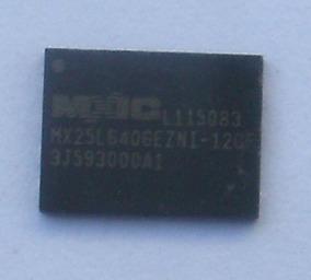 Chip Bios Efi Eprom Mx25l6406ezni-12gf Macbook A1425 A1502