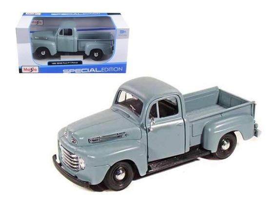 Ford F-1 Pick Up 1948 Maisto Special Edition Original Replay