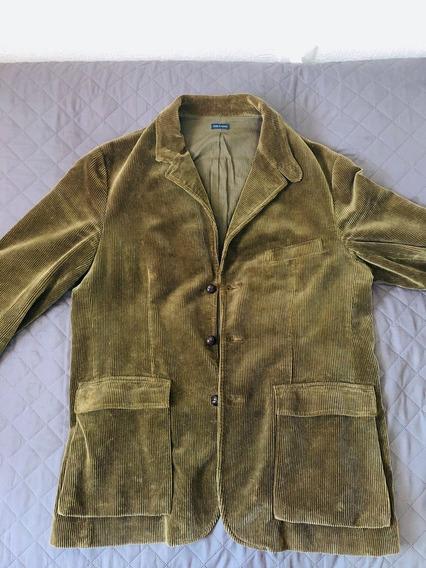 Saco Tipo Abrigo Polo Ralph Lauren Original Usado Talla Xl