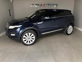Land Rover Evoque Prestige 5d 2013