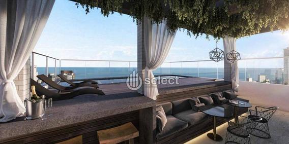 Cobertura Com 5 Suites À Venda, 288 M² Por R$ 4.232.000 - Centro - Balneário Camboriú/sc - Co0060