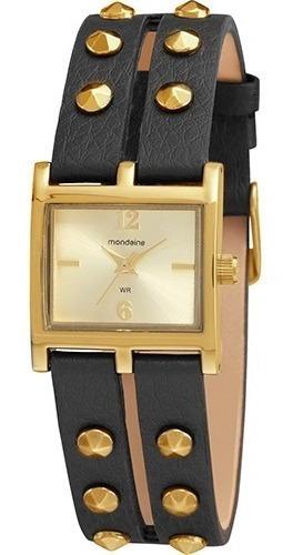 Relógio Mondaine Feminino Fashion - 76272lpmedh1
