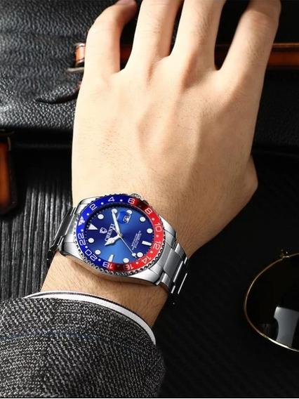Relógio Extremamente Luxuoso Original