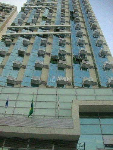 Sala À Venda, 25 M² Por R$ 170.000,00 - Santa Rosa - Niterói/rj - Sa0008