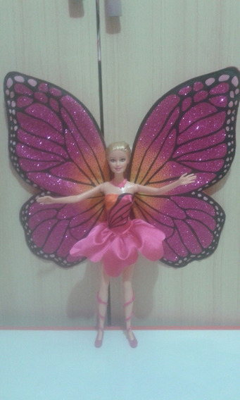 Barbie Butterfly Ea Princesa Fairy