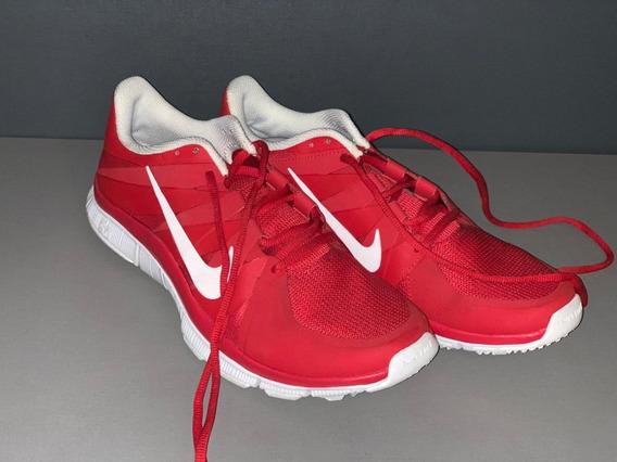 Tênis Nike Free 5.0 Trainer Vermelho Tamanho 42