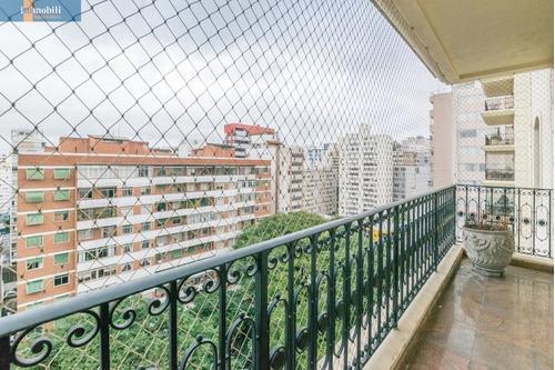Imagem 1 de 15 de Apartamento Para Venda No Bairro Higienópolis Em São Paulo - Cod: Pc99587 - Pc99587