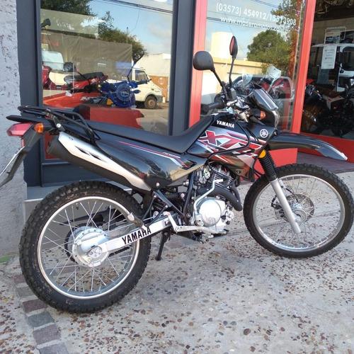Yamaha Xtz 125 Negra Modelo 2018