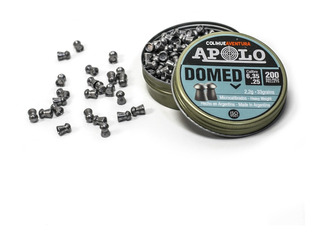 Balines Apolo Domed // Cal 6,35mm - 33gr