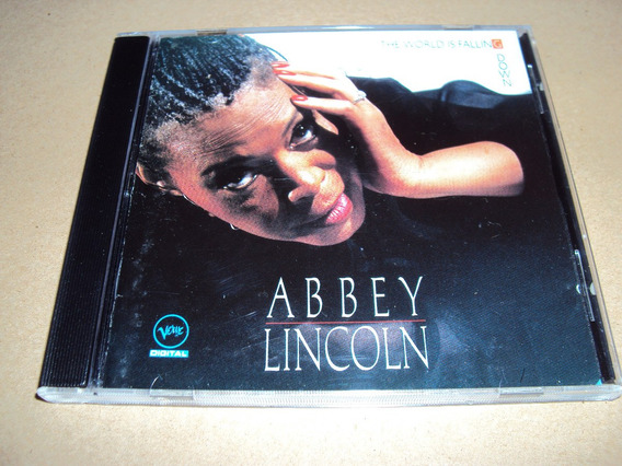 Abbey Lincoln - The World Is Falling - Cd Made In Usa 1990