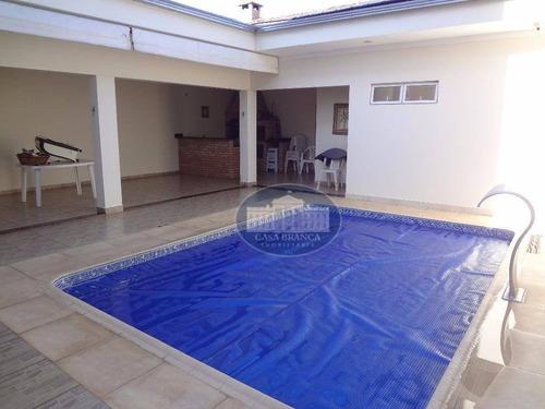 Imagem 1 de 30 de Casa Com 3 Dormitórios À Venda, 378 M² Por R$ 900.000,00 - Concórdia I - Araçatuba/sp - Ca0645