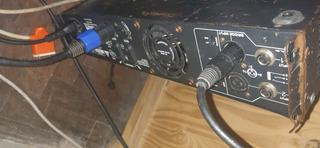 Potencia American Pro Apx Ii 1200w (640 + 640)