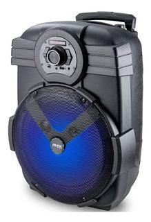 Bafle Parlante Valija Karaoke Fiesta Micrófono Mtk Ft797