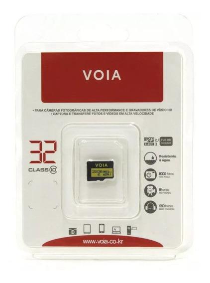 Cartão De Memoria Micro Sd 32gb Voia Original LG
