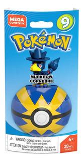 Pokemon - Mega Construx - Murkrow