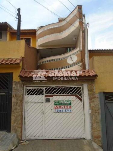 Venda Sobrado 2 Dormitórios Macedo Guarulhos R$ 425.000,00 - 35183v