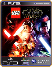 Ps3 Lego Star Wars The Force Awakens | Português Br