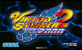 Sistema Maomi Juego Virta Striker 2 Ver.2000 Arcade