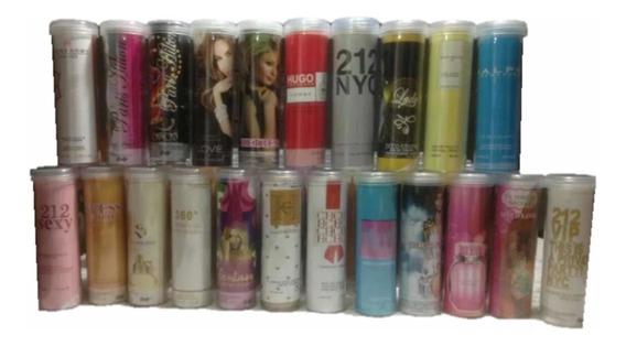Perfume Dama Y Caballero 125ml Precio A Partir De 6 Unidades