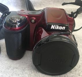 Nikon Semi Profissional Coolpix L820 (semi Nova)