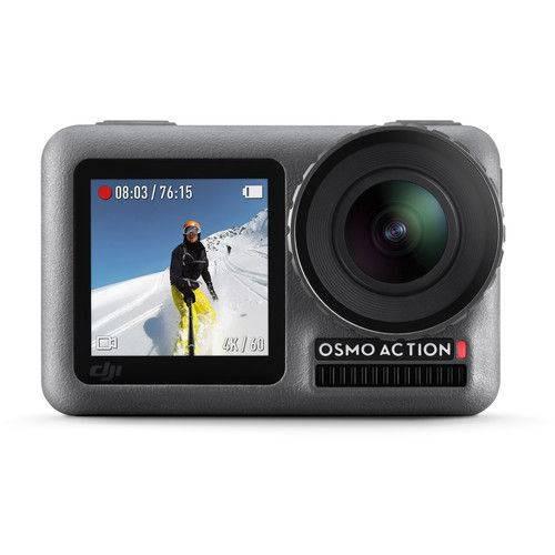 Camera Dji Osmo Action 4k- Prova D