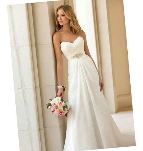 Vestido De Novia Nuevo Blanco