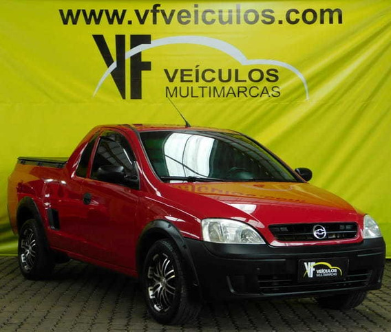 Chevrolet Montana Flexpower Conquest 1.8 8v 2p