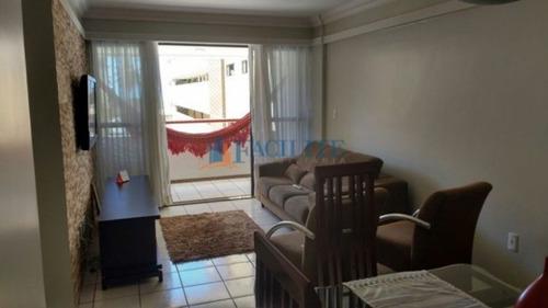 1883 - Apartamento No Cabo Branco - 22707