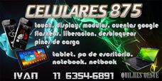 Reparacion De Celulares, Tablet, Notebook, Pc.. Con Garantia