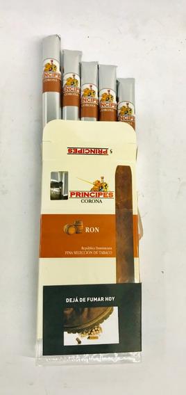 Principes Cigarros Coronas X 5- Habanos Rep Dom- Candy Once
